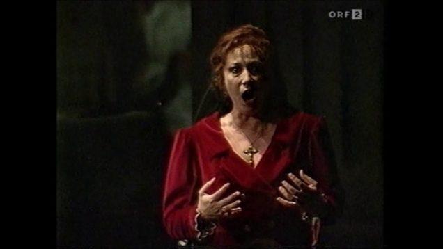 Tosca Vienna 1992 Casolla Milnes Dvorsky