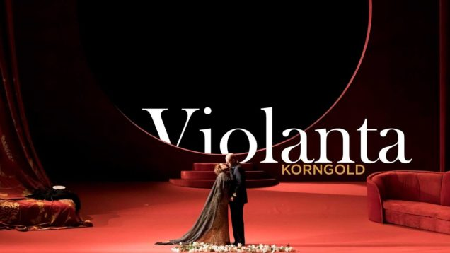 Violanta (Korngold) Turin 2020 Kremer Kupfer-Radecky Reinhardt Sonn