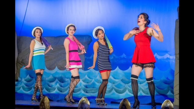 <span>FULL </span>Ariadne auf Naxos Los Angeles 2015 Pacific Opera Project