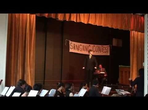 <span>FULL </span>Der Schauspieldirektor Cincinnati 2012 Queen City Opera