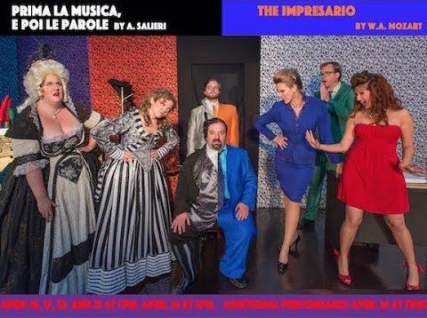 <span>FULL </span>Der Schauspieldirektor & Prima la musica, e poi le parole (Salieri) Pasadena 2016 Pacific Opera Project