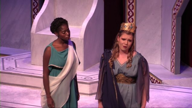 <span>FULL </span>Dido and Aeneas Fairfax VA 2018 Mason Opera