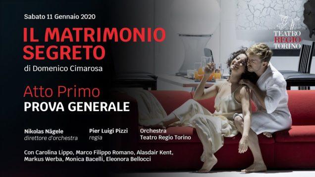 <span>FULL </span>Il matrimonio segreto Turin 2020