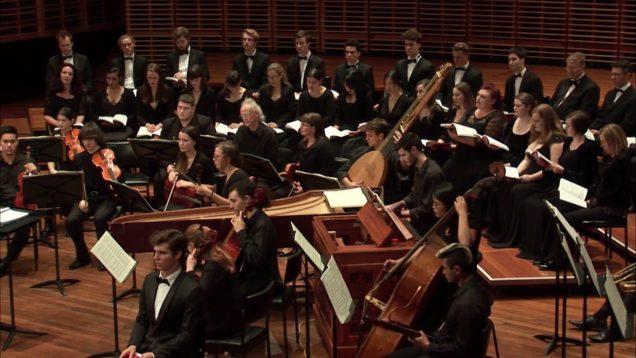 <span>FULL </span>Israel in Egypt Sydney 2016 Sydney Conservatory of Music