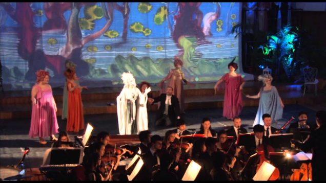 <span>FULL </span>La bella dormente nel bosco (Respighi) Conservatorio G. Verdi Milan 2014