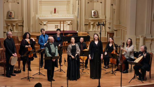 <span>FULL </span>Leonardo da Vinci: A Musical Odyssey Palo Alto CA 2018