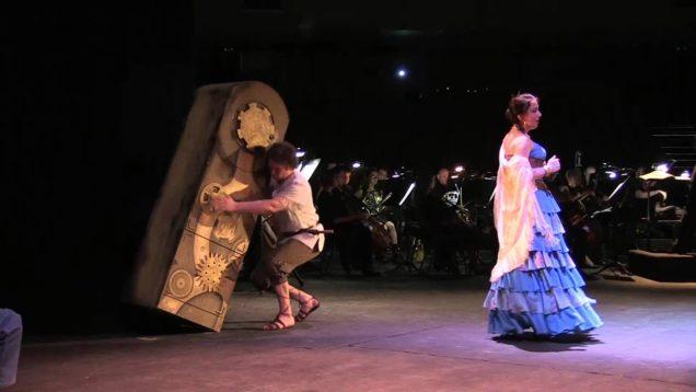 <span>FULL </span>L'heure espagnole Krasnoyarsk 2015 Ryabinko Mikhalev Mizin