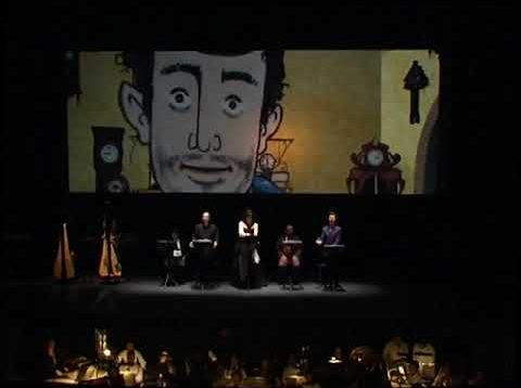 <span>FULL </span>L'Heure espagnole (Ravel) & )El sombrero de tres picos (Falla Messina 2010