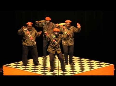 <span>FULL </span>Macbeth 2014 Third World Bun Fight