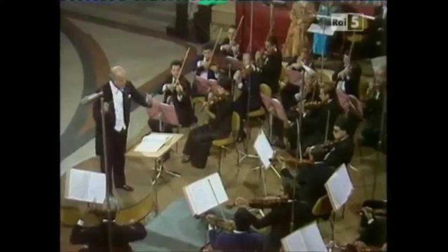 <span>FULL </span>Messa di Gloria (Bellini) Rome 1975 Rinaldi Palacio Carral Ferrin
