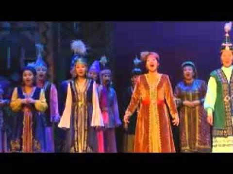 <span>FULL </span>Nurzhamal Usenbaeva Anniversary Concert Astana 2015