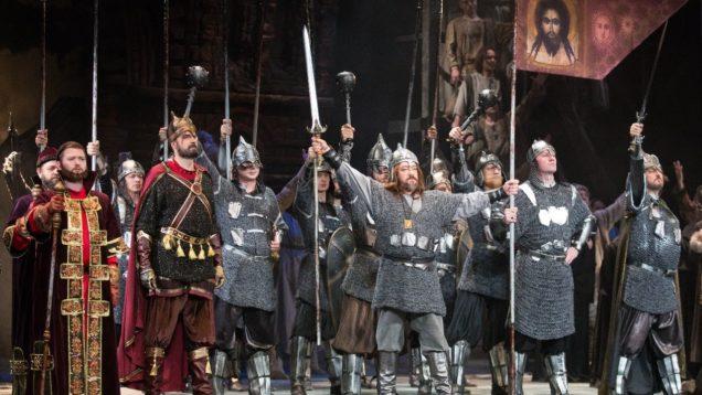 <span>FULL </span>Prince Igor Moscow 2019 Novaya Opera