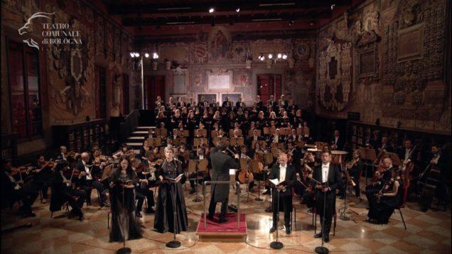 <span>FULL </span>Stabat mater (Rossini) Bologna 2020 Auyanet Simeoni Siragusa Mimica
