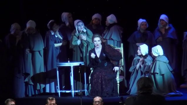 Tchaikovsky Gala – Pique Dame excerpts Kiev 2016