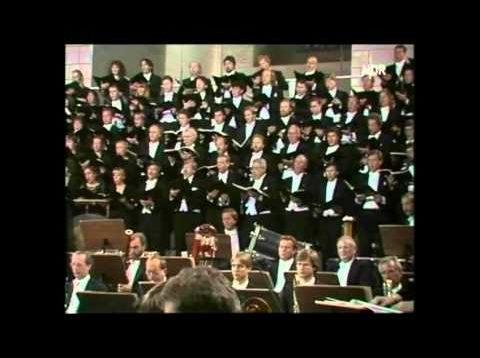 <span>FULL </span>War Requiem (Britten) Lübeck 1992 Skovhus Orgonasova Rolfe Johnson