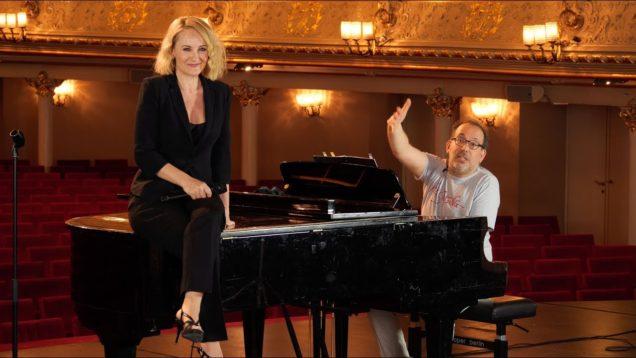 Celebration Songs Kurt Weill and Yiddish Operetta Berlin 2020 Kosky Sadé Mehrling