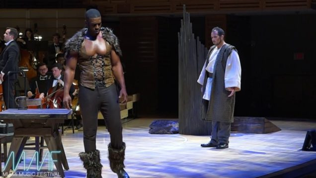 <span>FULL </span>Die Walküre Act 1 & Excerpts Miami 2017 Goerke Held Armstrong