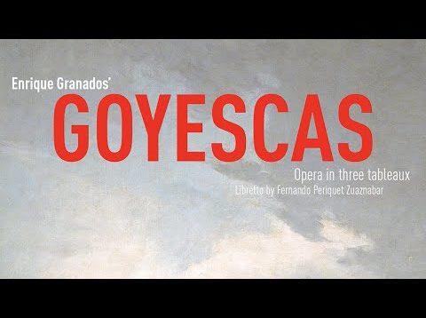 <span>FULL </span>Goyescas (Granados) New Brunswick NJ 2019
