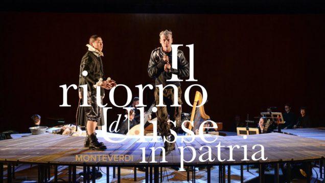 <span>FULL </span>Il ritorno d'Ulisse in patria Mannheim 2017