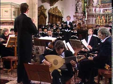 <span>FULL </span>Johannes Passion (Bach) Graz 1985 Harnoncourt Scharinger Holl Moser
