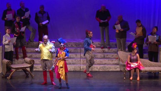 <span>FULL </span>Le convenienze ed inconvenienze teatrali Antalya 2017
