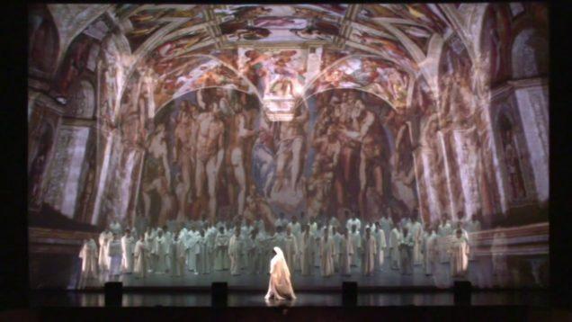 <span>FULL </span>Le jugement dernier – Messa da Requiem Quebec 2014 Moore Tedeschi Matos Faria