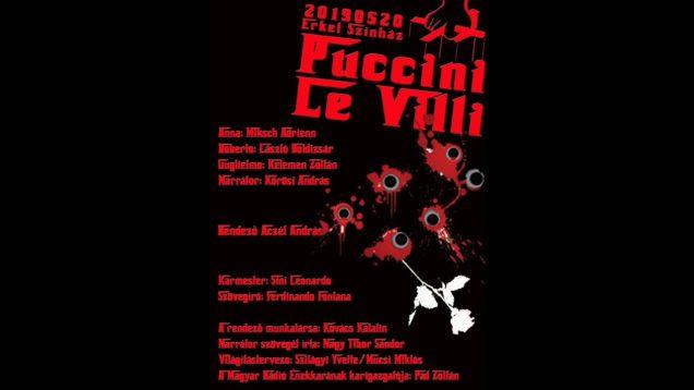 <span>FULL </span>Le Villi Budapest 2019 Miksch Boldizsár Kelemen Kőrösi