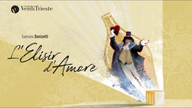 <span>FULL </span>L'elisir d'amore Trieste 2019 Pavone Castoro De Simone Kim