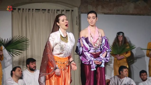 <span>FULL </span>L'italiana in Algeri Crema 2019 Filipponi Barbieri Serbest Ceccarelli