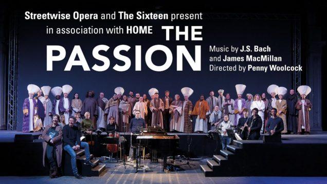 <span>FULL </span>Matthäus Passion or St.Matthew Passion (Bach) Manchester 2016 Streetwise Opera