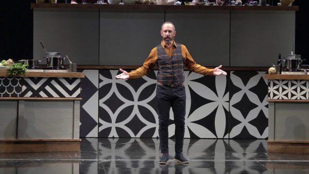 <span>FULL </span>Mettici il cuore Cannavacciuolo all'Opera Opera Live Cooking Novara 2019