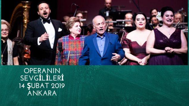 Opera Lovers Concert Ankara 2019