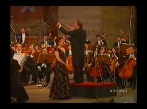 <span>FULL </span>Regine a Caracalla Rome 1991 Aliberti Devia Gasdia Devinu Horne Marton Millo