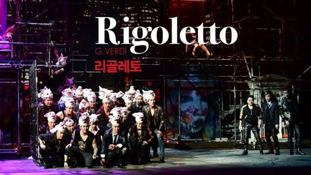 Rigoletto Seoul 2019 Cecconi Kim Chung