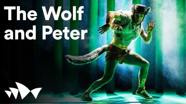 The Wolf and Peter (Prokofiev) Sydney 2017