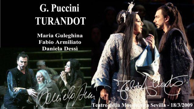 <span>FULL </span>Turandot Sevilla 2009 Guleghina Dessi Armiliato