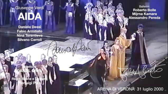 <span>FULL </span>Aida Verona 2000 Dessi Armiliato Terentieva Carroli