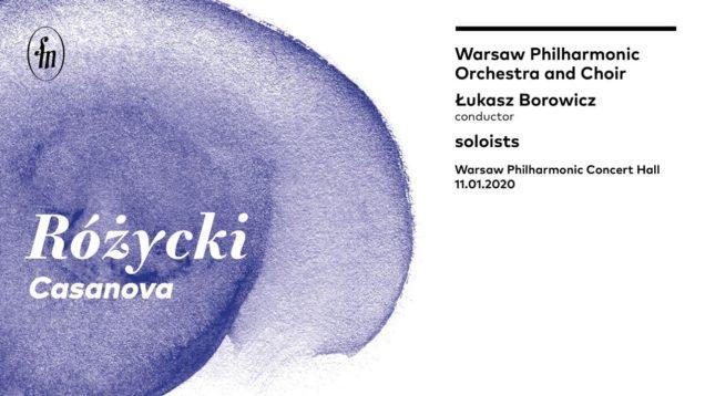 <span>FULL </span>Casanova (Różycki) Warsaw 2020