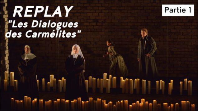 <span>FULL </span>Dialogues des Carmelites Nantes 2013 Gillet Lamprecht Sophie Junker Fassbender Hunold