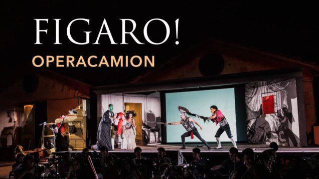 <span>FULL </span>Il barbiere di Siviglia Rome 2016 Opera Camion