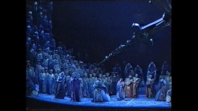 <span>FULL </span>La Fiamma (Respighi) Rome 1997 de Mola Romanko Burchuladze