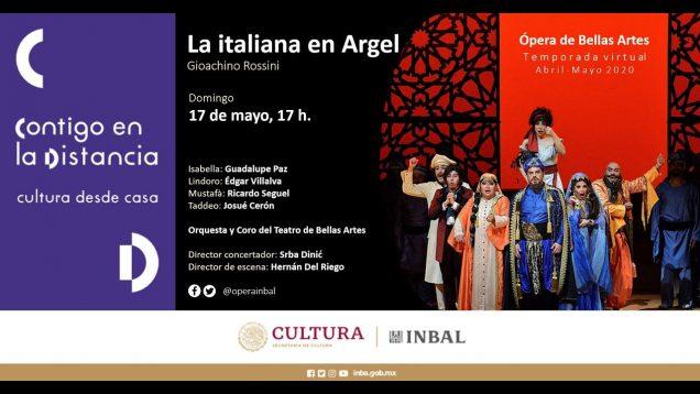 <span>FULL </span>L'italiana in Algeri Mexico 2018 Seguel Paz Villalva Alejandre