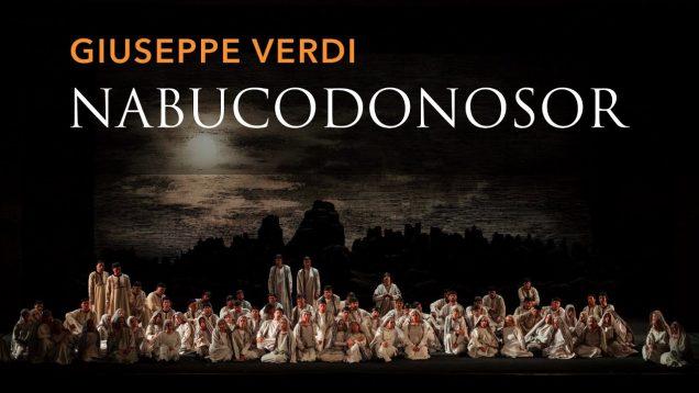 Nabucco Rome 2013 Salsi Serjan Meli Ganassi