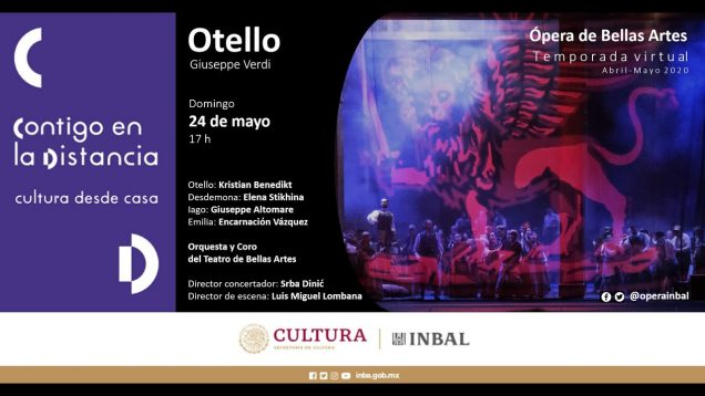 <span>FULL </span>Otello Mexico City 2017