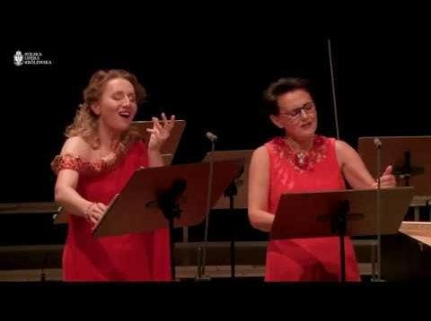 <span>FULL </span>Solo per te Handel duets Warsaw 2019 Pasiecznik Radziejewska