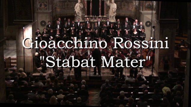 <span>FULL </span>Stabat Mater (Rossini) Genoa 2007 Serra Sborgi Ferrato Colombara