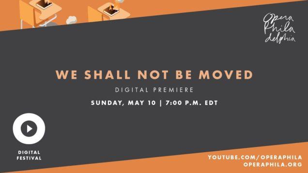 <span>FULL </span>We shall not be moved (Roumain) Philadelphia PA 2017