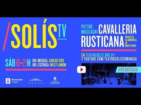 <span>FULL </span>Cavalleria rusticana Montevideo 2011 Rivero Angella Sanguinetti
