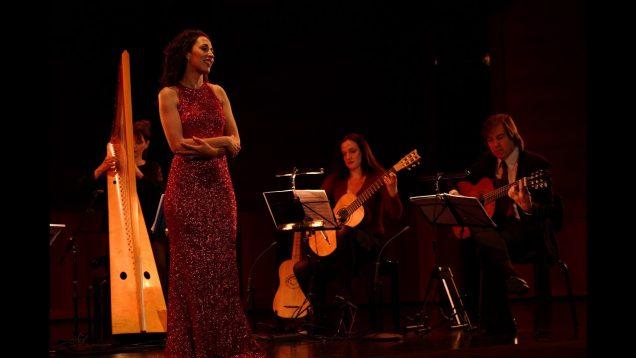 De l'Espagne à l'Argentine Dijon 2020 Mariana Florès