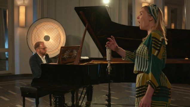 Elsa Dreisig Recital Berlin 2020